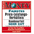 In der Ausgabe 48/2012 des Magazins FOCUS-MONEY wurde ein umfangreicher Artikel zum Thema